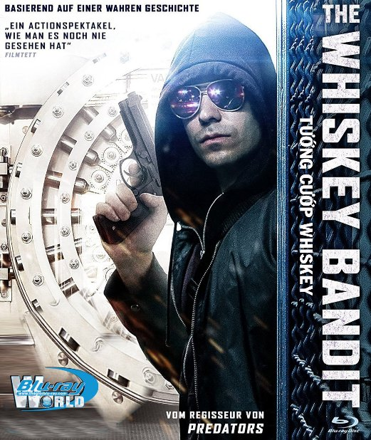 B3576. The Whiskey Bandit 2018 - Tướng Cướp Whiskey 2D25G (DTS-HD MA 5.1)